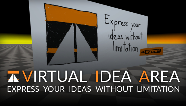 VIA - Virtual Idea Area - whiteboards in virtual reality